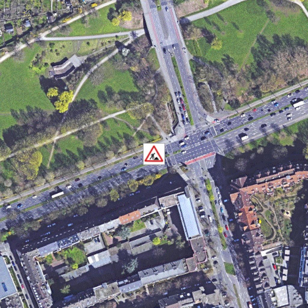 Kanalstraße Köln