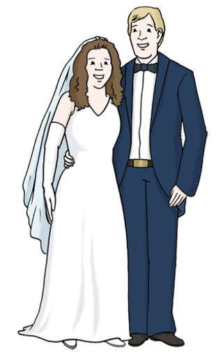 papiere für heirat