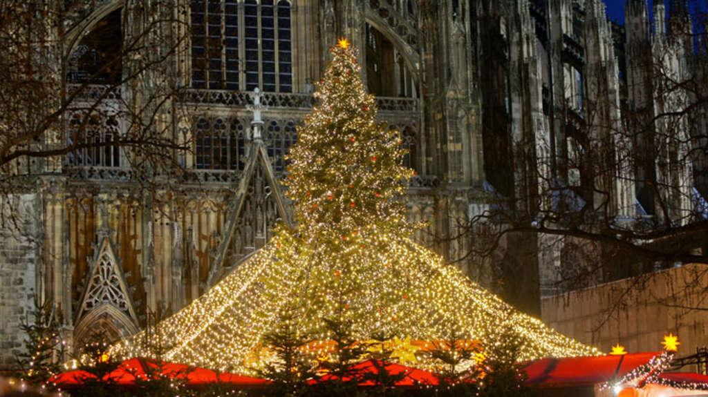 Weihnachtsmarkt Köln Roncalliplatz