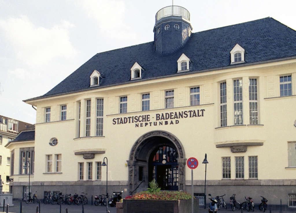 Ehrenfeld Rathaus
