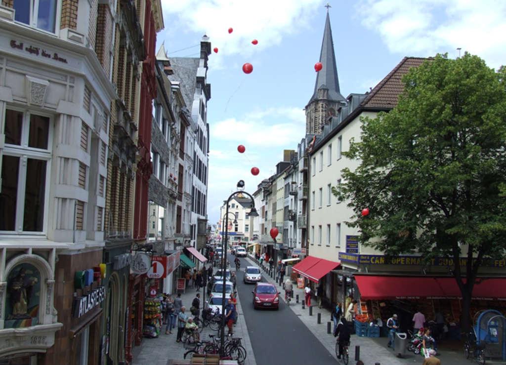 Friseur Südstadt Köln