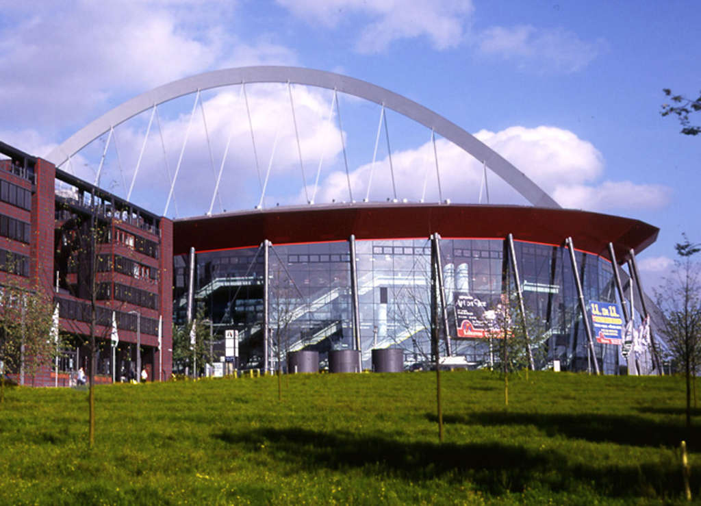 LANXESS arena in Deutz