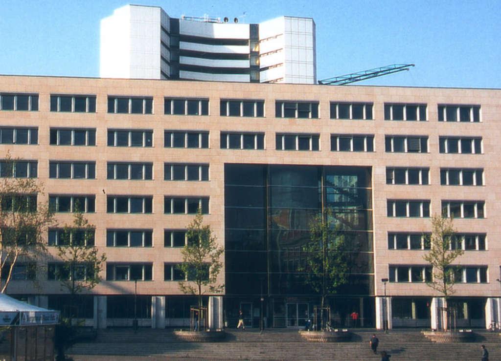 Jobcenter Köln Wiener Platz