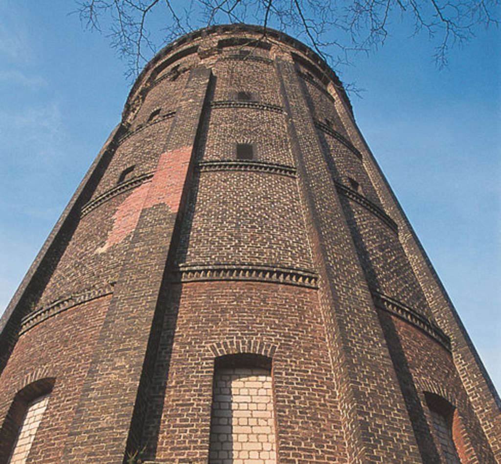 Alter Wasserturm in Stammheim