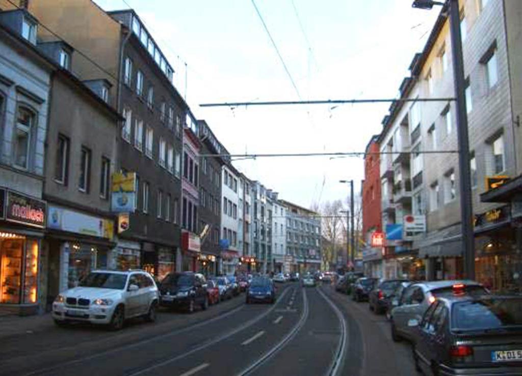 Köln Höninger Weg
