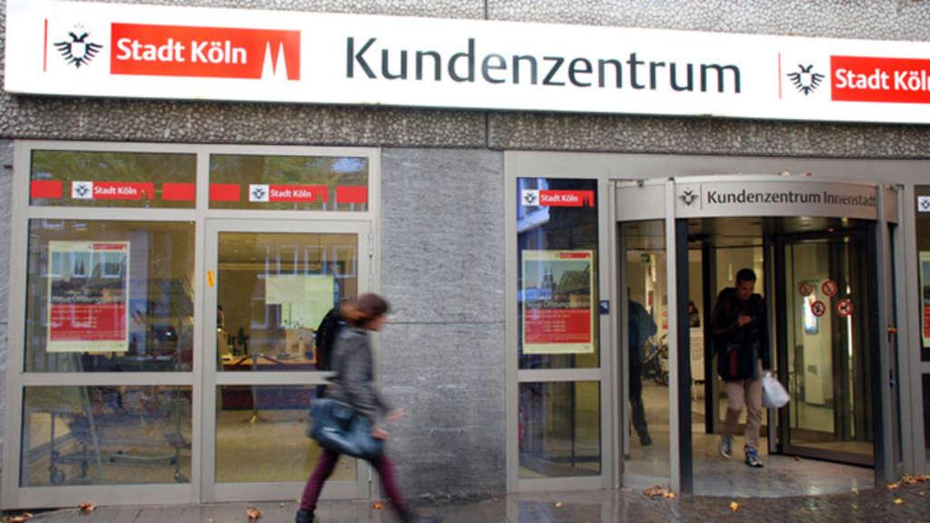 Stadt Köln Personalausweis