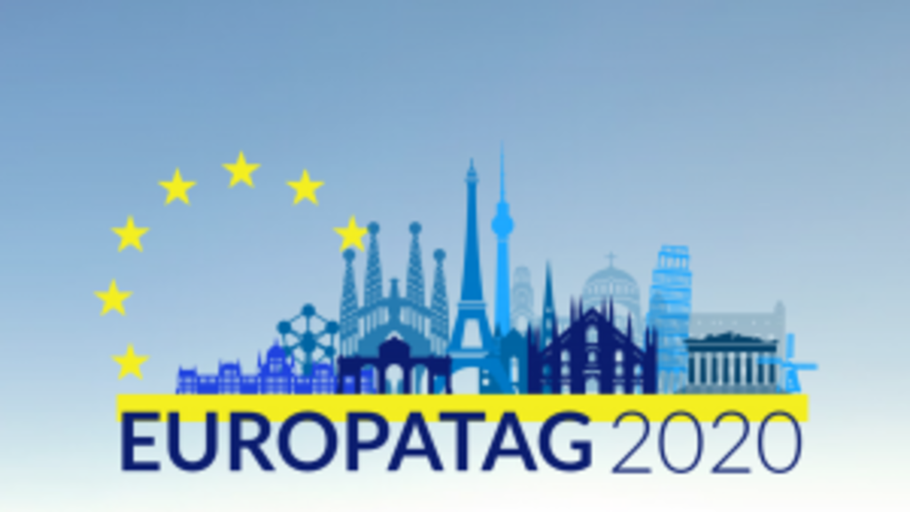 Europatag_Emblem 2020, Link auf Europatag 2020