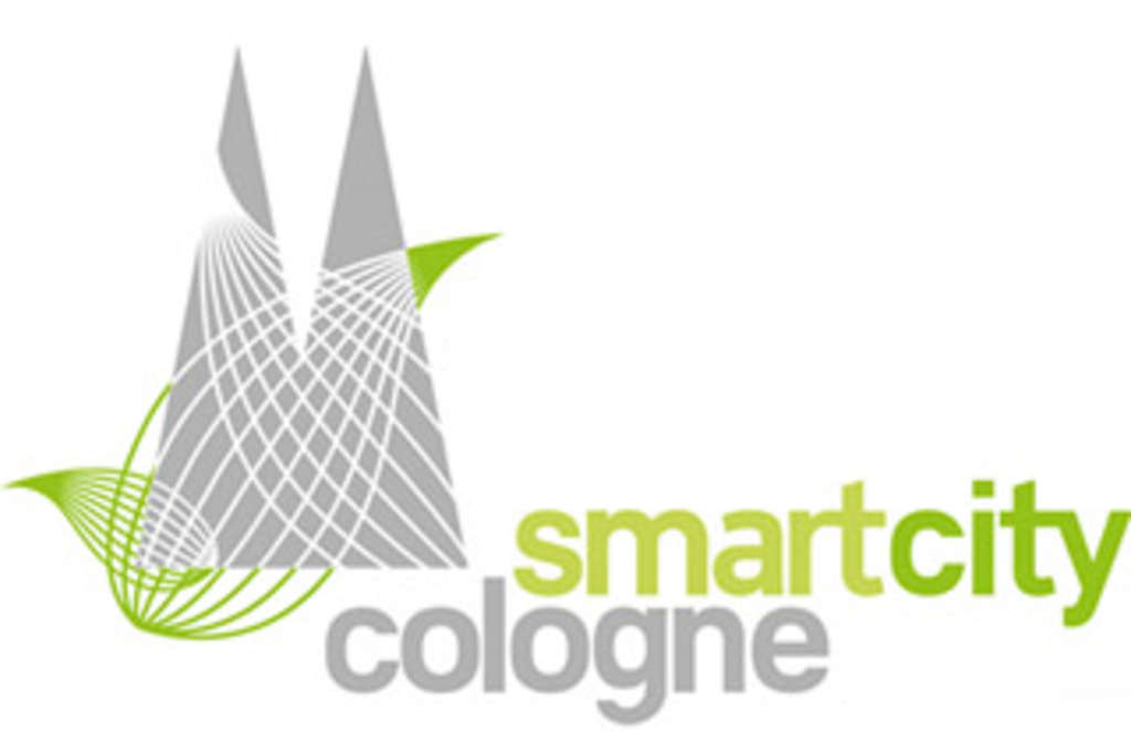 Smart City Cologne Logo, Link auf SmartCity Cologne