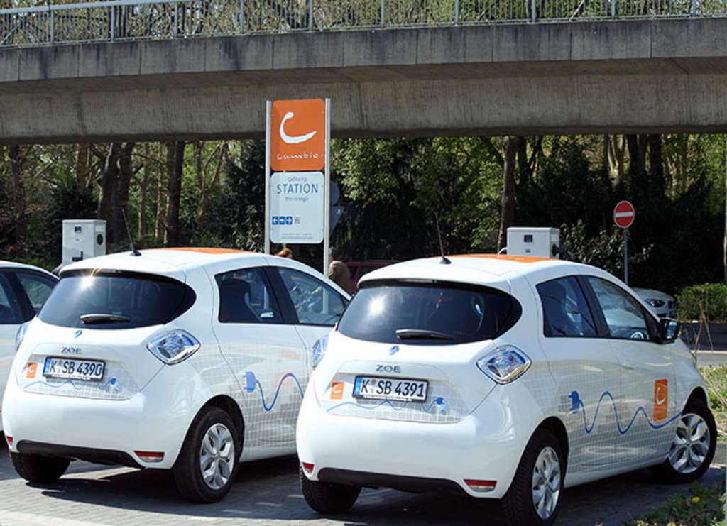 Carsharing Köln Privat