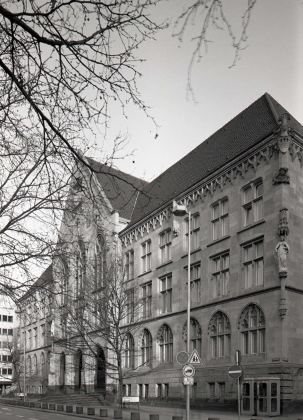 Hansagymnasium Köln