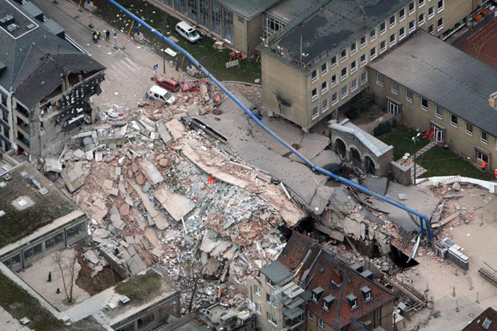 Stadtarchiv Köln Einsturz Ursache