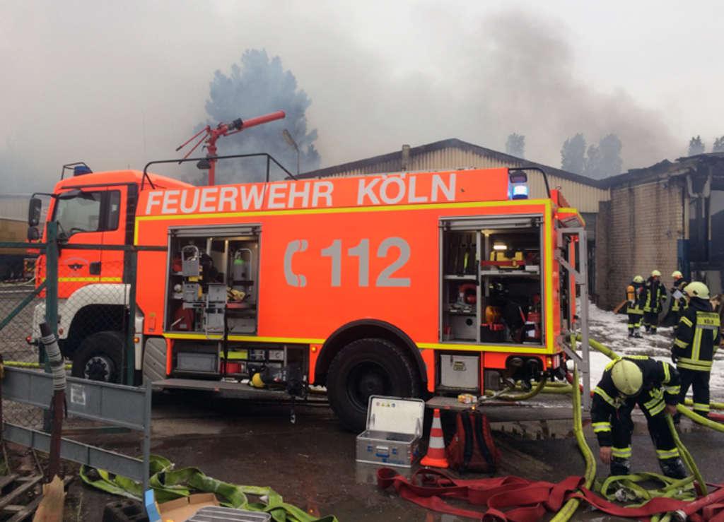 Feuerwehr Stadt Köln