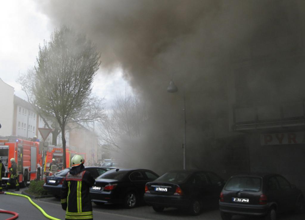 Feuer Köln Heute