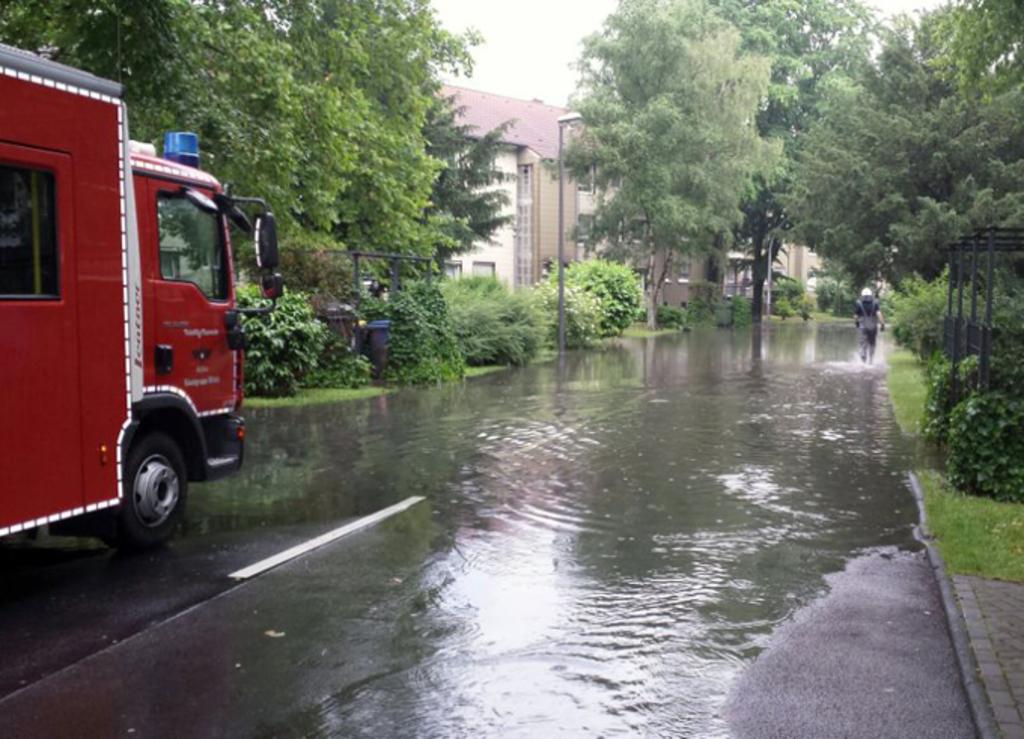 Unwetter Köln Heute