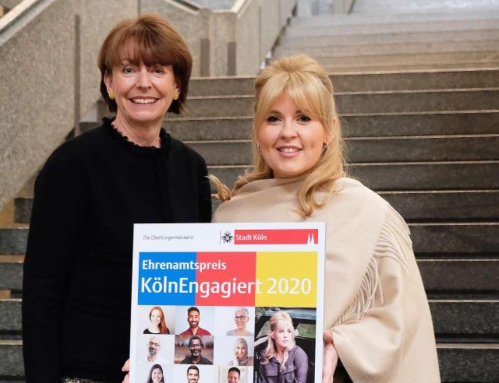 Stadt Köln Pressekonferenz