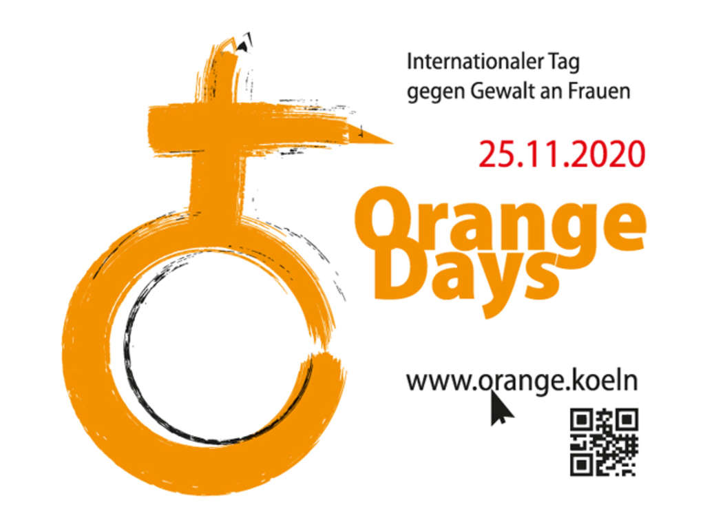 Orange Days Werbekampagne