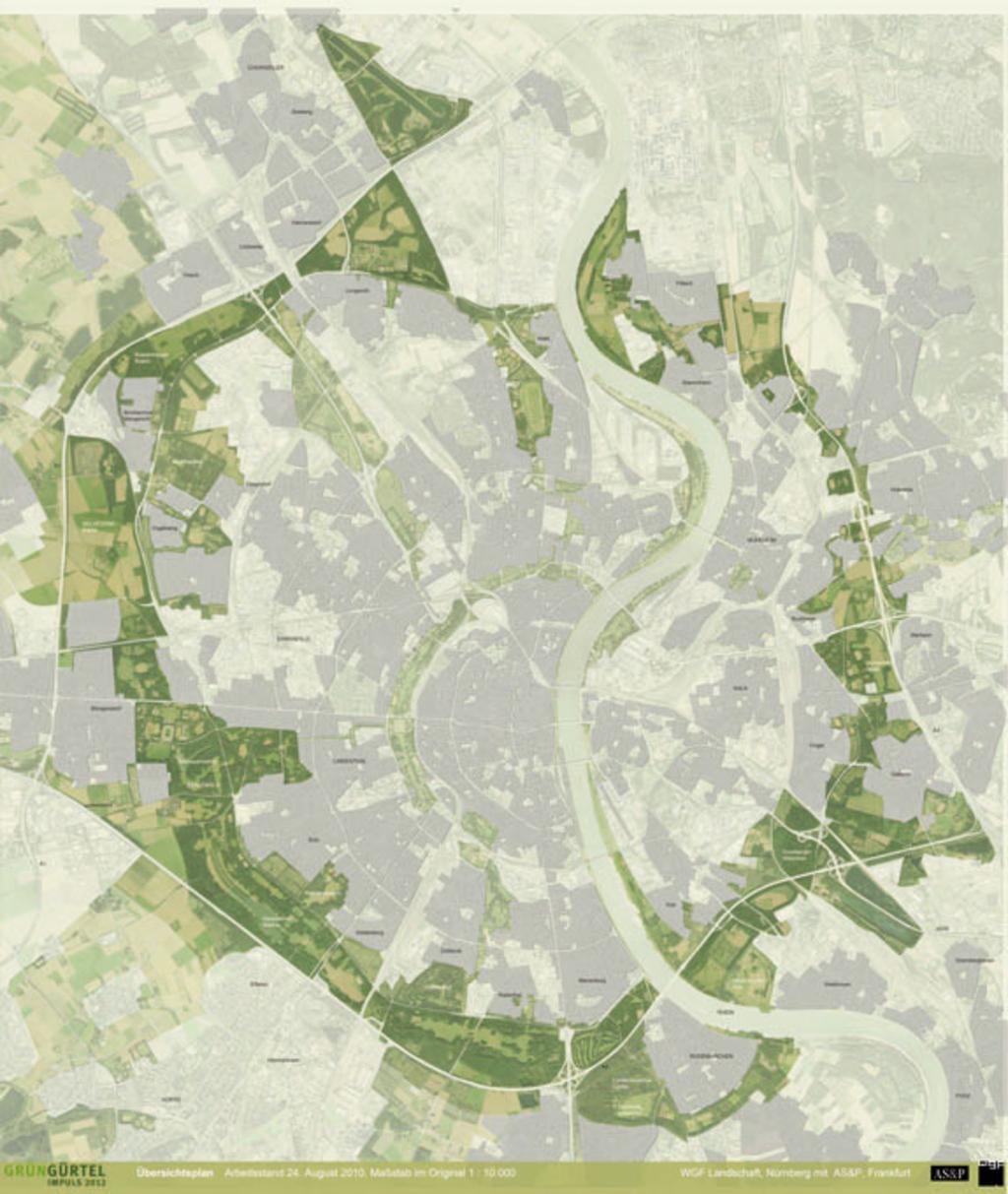 Köln Grüngürtel