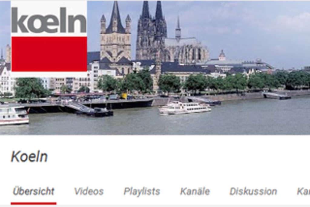 YouTube, Link auf Koeln - YouTube