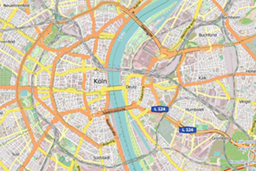 karte köln Geoportal   Stadt Köln