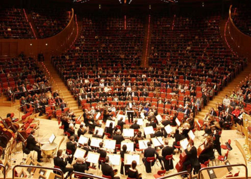 Konzert Philharmonie Köln