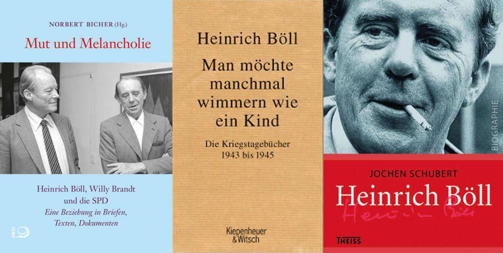 buchprsentationen zum bll jahr - Heinrich Bll Lebenslauf