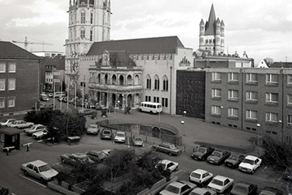 Köln Rathausplatz