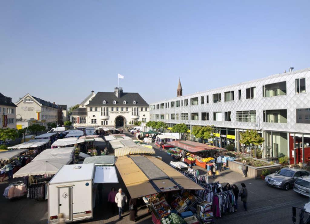 Rathaus Köln Ehrenfeld