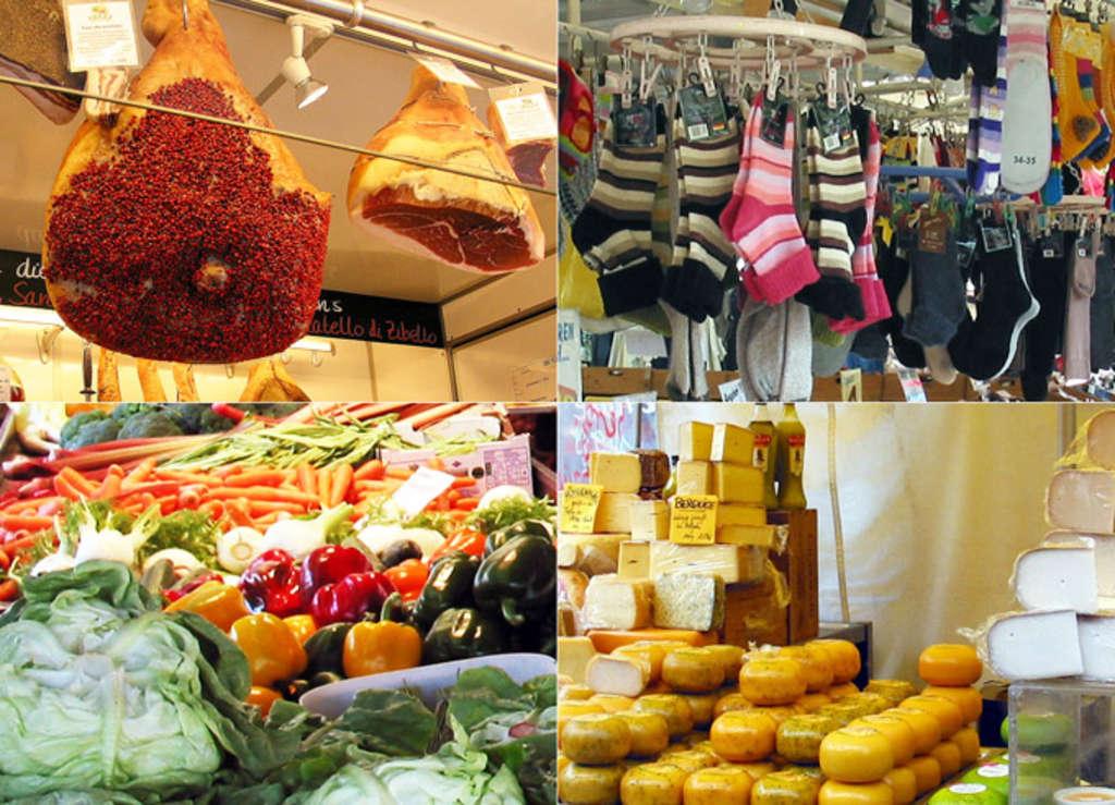 Markt. De Köln