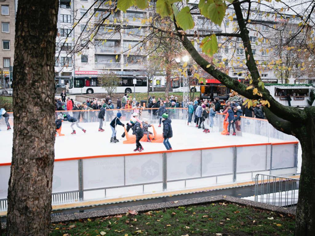 Eisbahn Ebertplatz