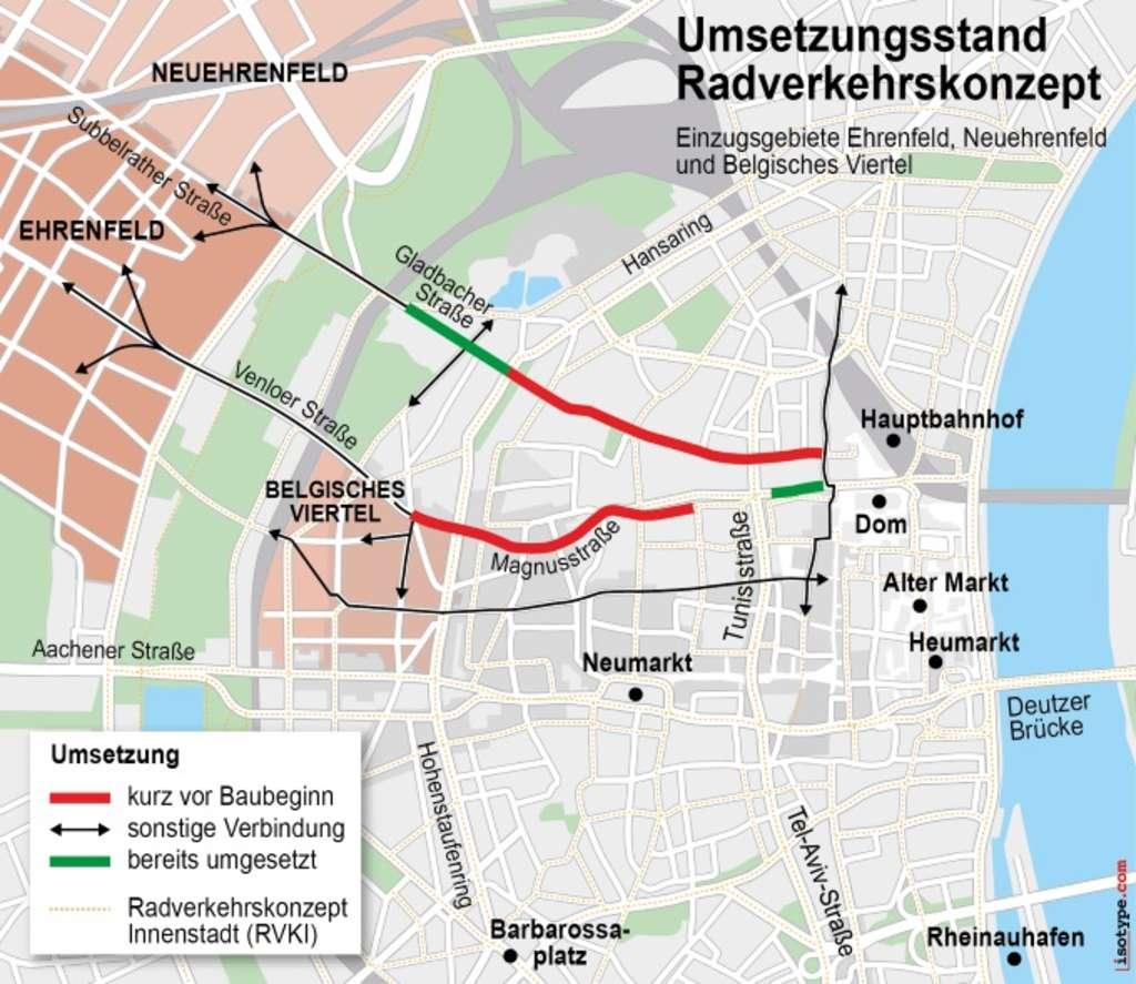 Magnusstraße Köln