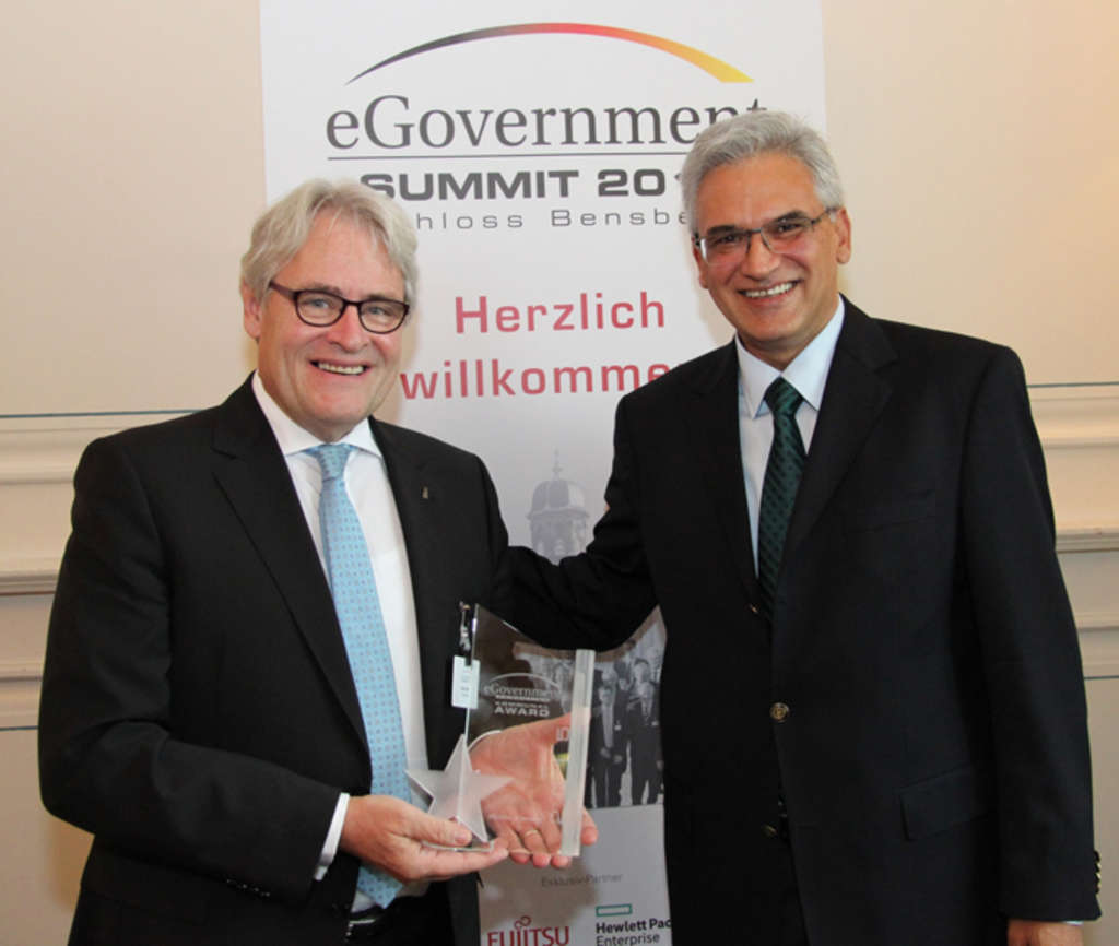 eGovernment Summit - Best Practise Award der Kommunen