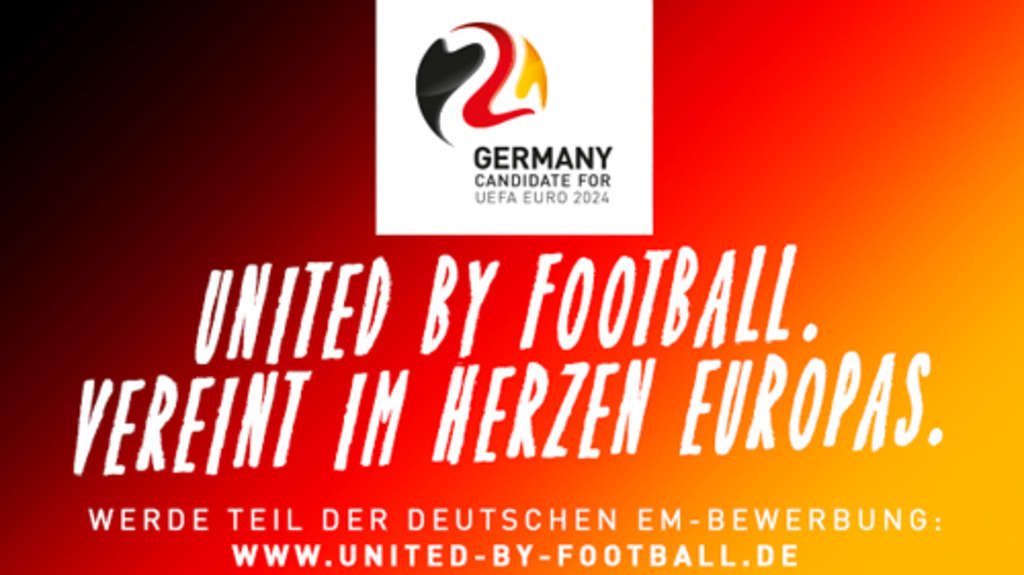 DFB - UEFA Online Banner United by Football Slider