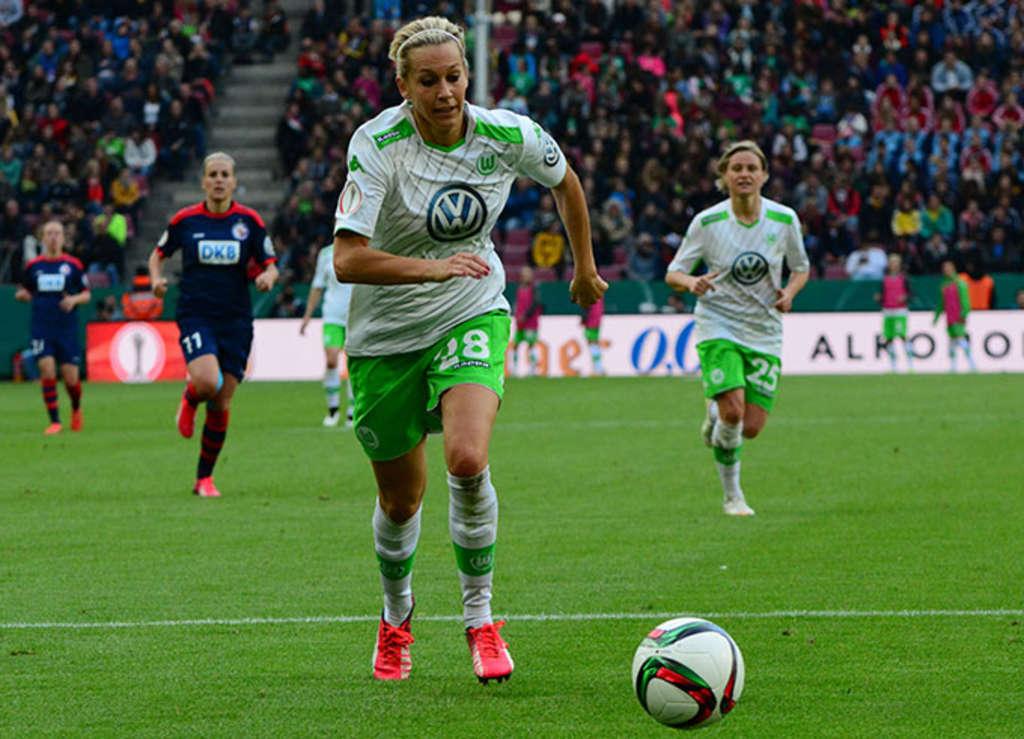 Dfb Pokalfinale Der Frauen