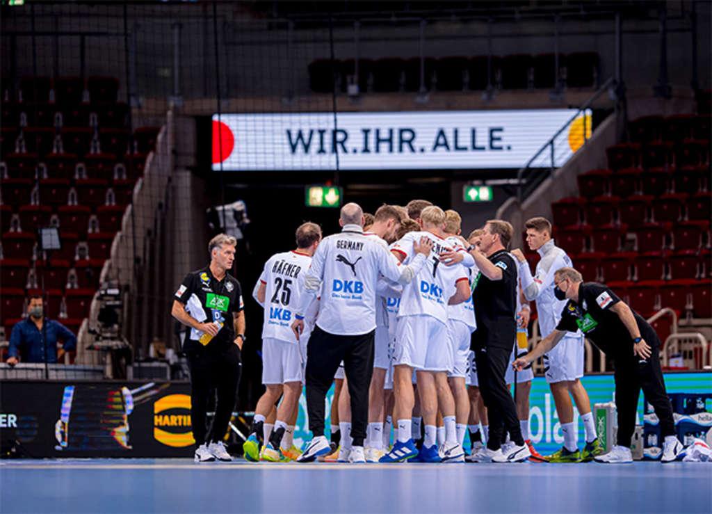 Handball Länderspiel Köln
