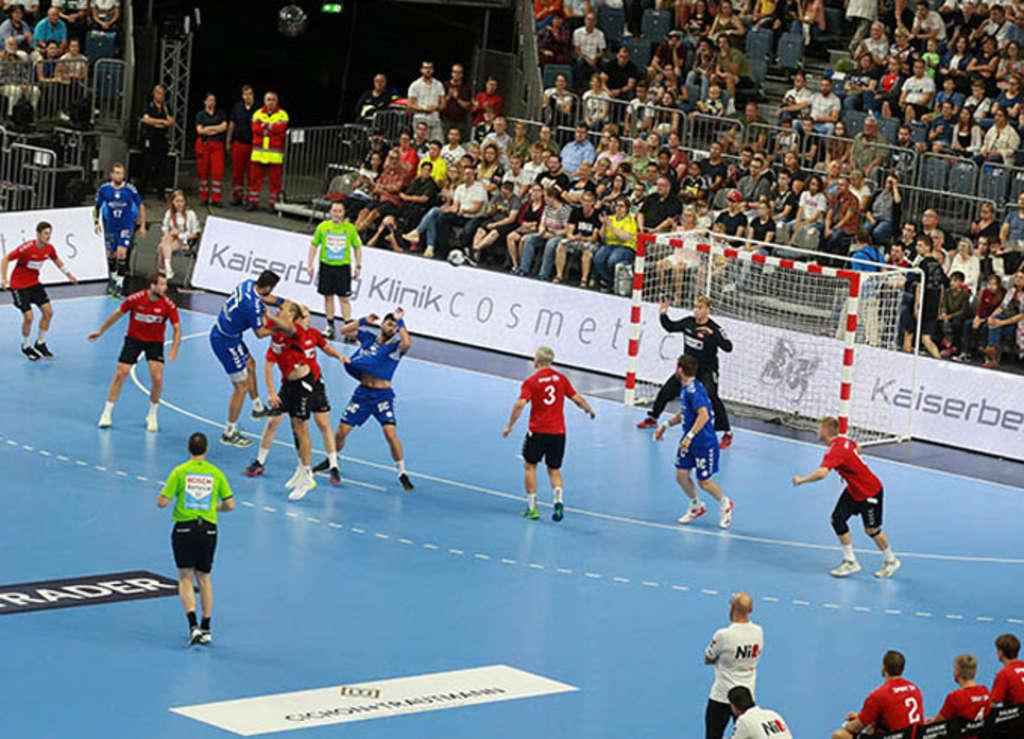Helden Des Handballs