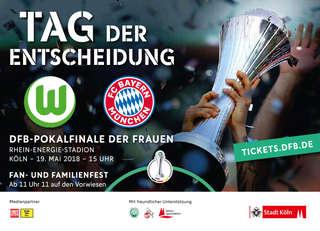 Dfb Pokalfinale Der Frauen 2018 Stadt Köln