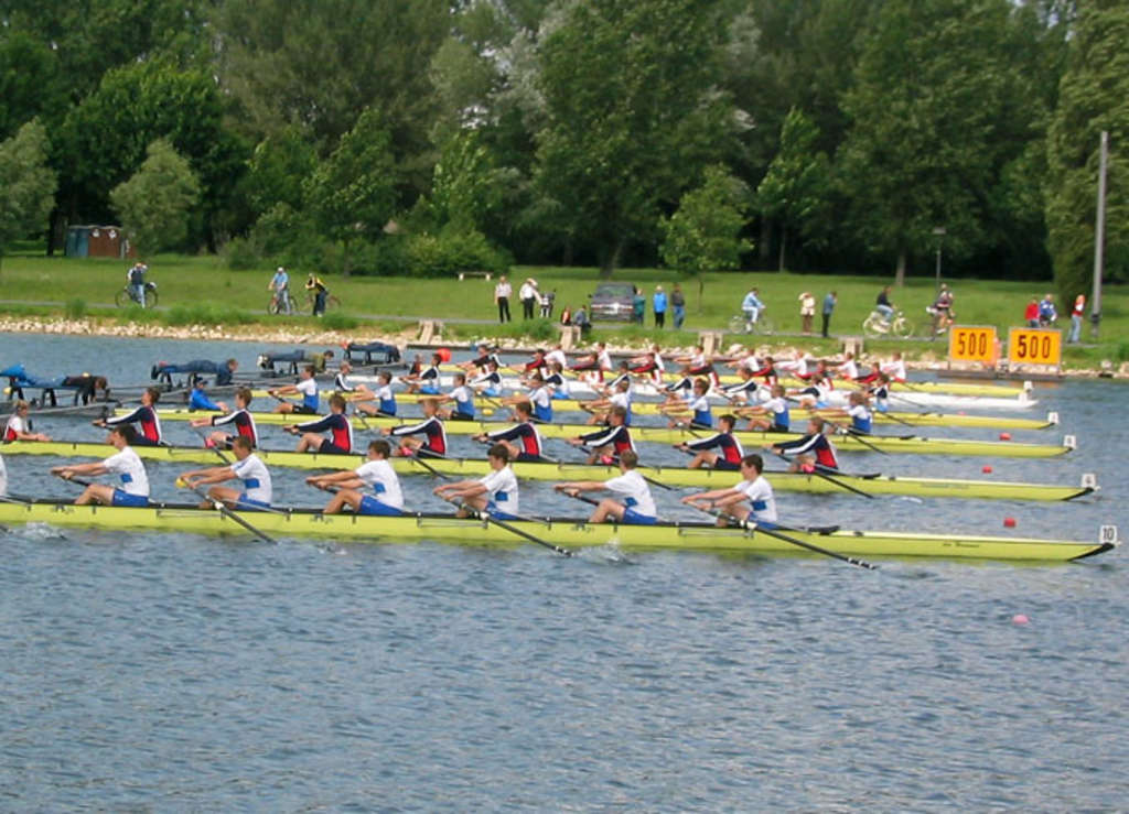 Juniorenregatta
