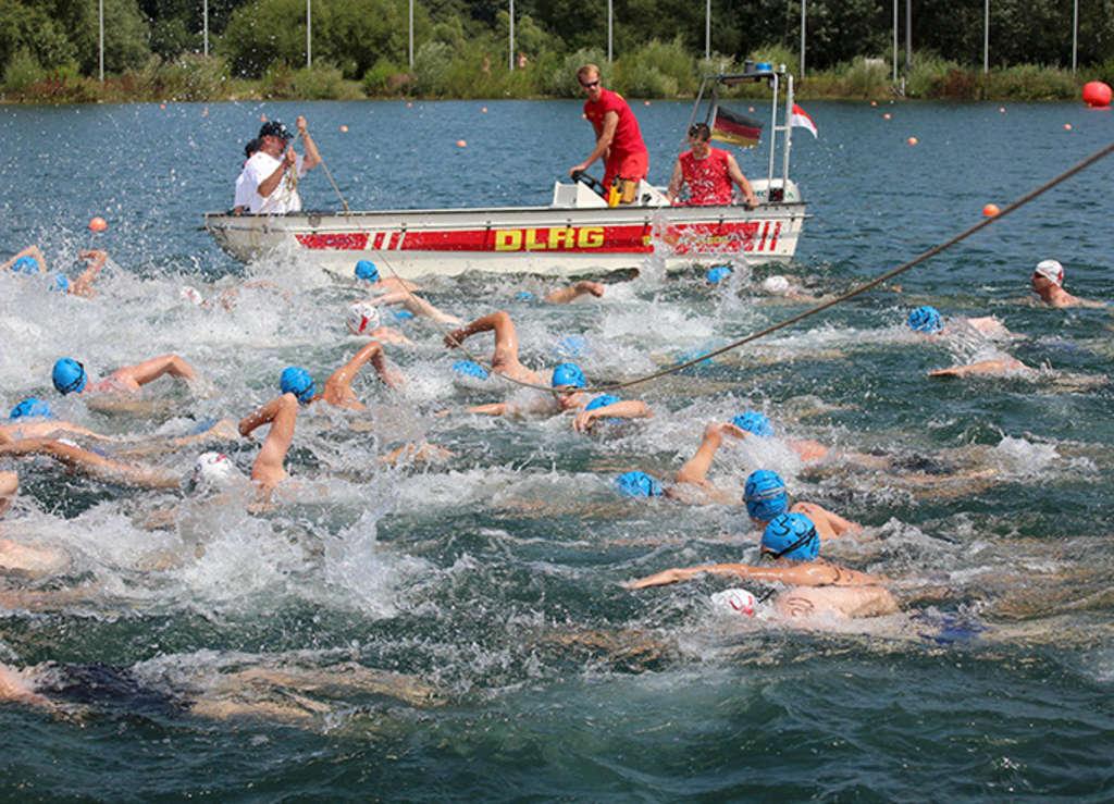 Köln Schwimmen