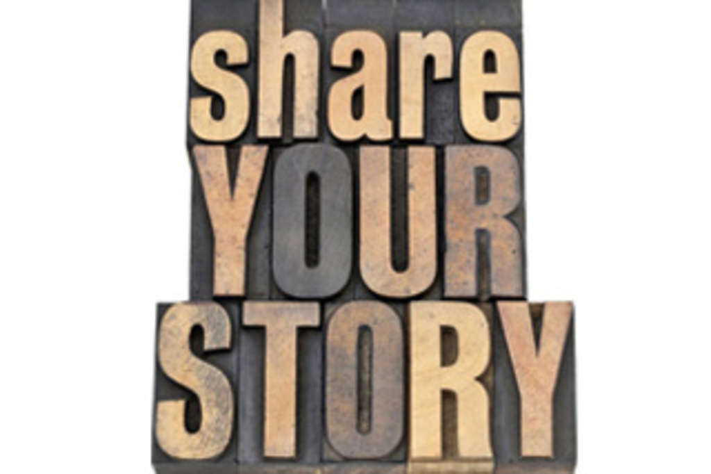 Share Your Story, © PantherMedia