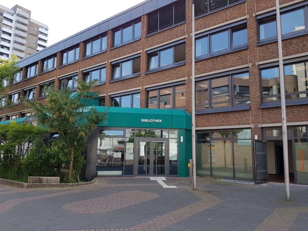 Stadtbibliothek Köln Chorweiler