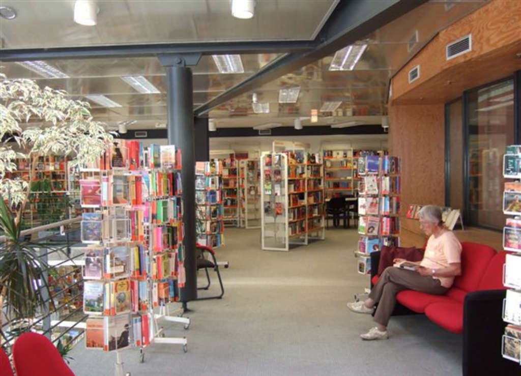 Stadtbibliothek Köln Rodenkirchen