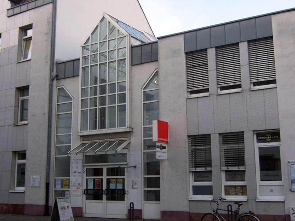 Stadtteilbibliothek Sülz