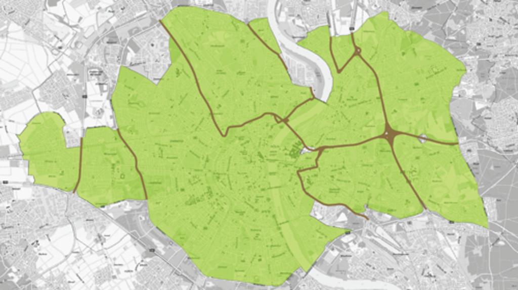 Umweltzonen Köln