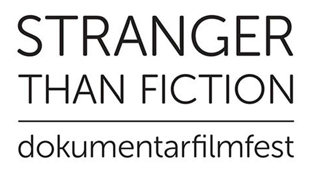 Stranger than fiction - Logo