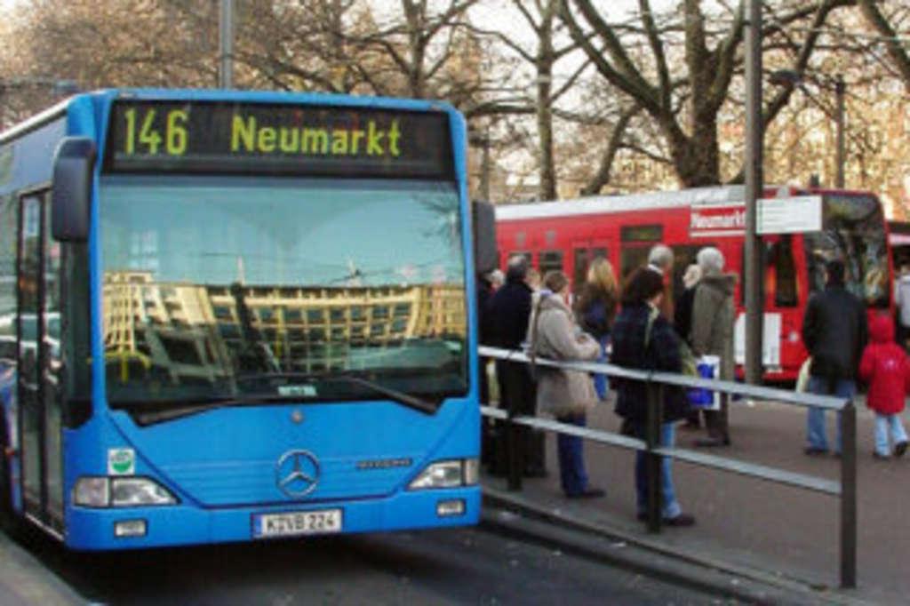 Köln Bus Und Bahn