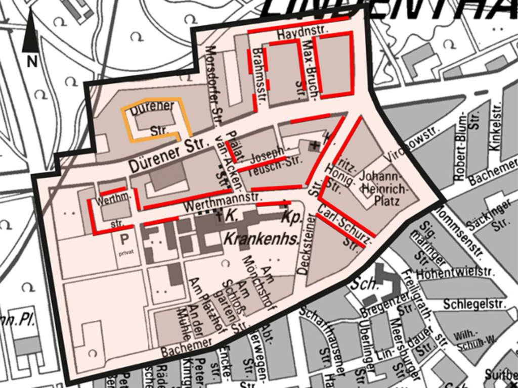 Stadt Köln Umzug