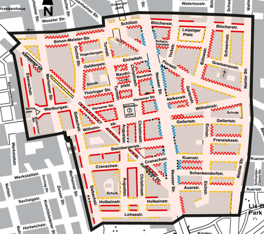 Stadt Köln Bewohnerparken