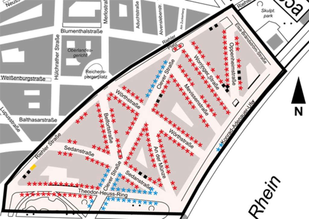 Parken Köln Kostenlos