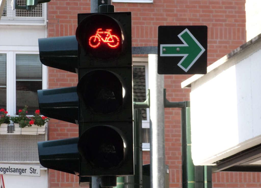 gilt rote ampel auch für radfahrer