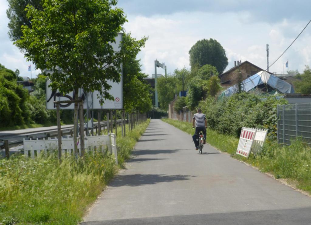 Fahrrad Köln Mülheim
